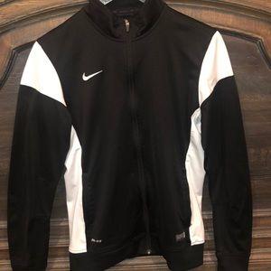 Nike zip sweater